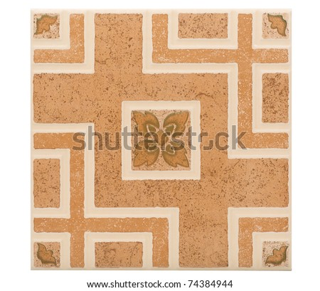 Wall and floor tile for decorate your home - stock photo