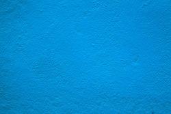 wall / blue wall / blue