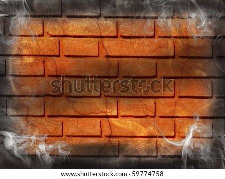 wall brick Dark