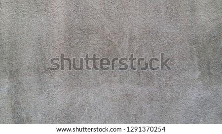 Wall dark bare mortar texture background,Surface concrete wallpaper,cement polish ストックフォト ©