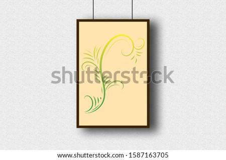 wall decor floral home decor