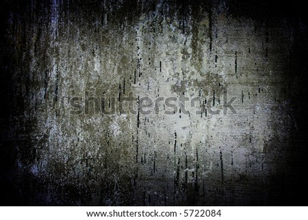 wall, great for backgrounds and textures (see more in my Portfolio) - stock photo