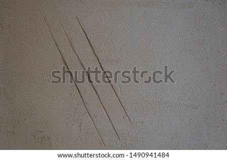 wall Nail mark dinosaur Beast #1490941484