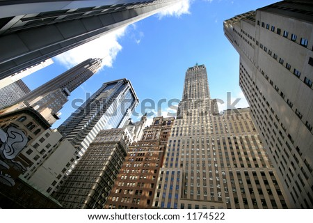 wall street - new york - manhattan - new york city