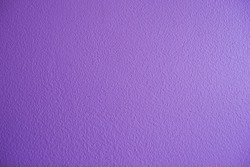 Wall texture background. Purple wall background
