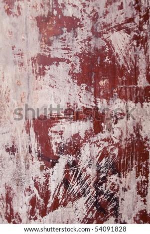 Wall texture closeup