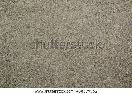 wall texture is cement plaster #458399962