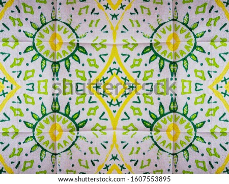 Wall Tile Decor. Fluorescent Seamless. Fluorescent Tiles Wall. Ceramic Mosaics. Ethnic Africa. Ornate Mosaic Pattern. Neon Ethnic Ornament. Fluorescent Decor.