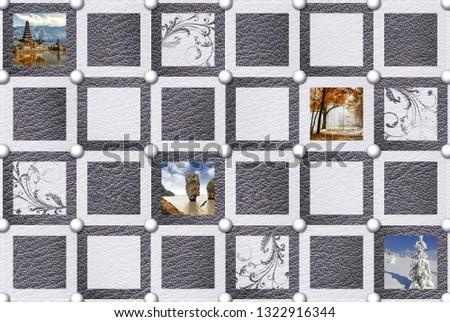 Wall Tiles Concept #1322916344