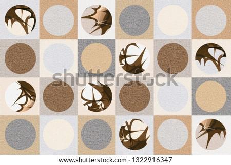 Wall Tiles Concept #1322916347