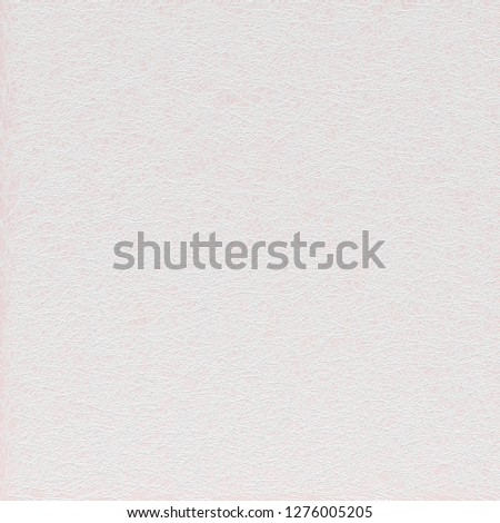 wall Watercolor white background texture.  paper shape  and have copy space for text  #1276005205
