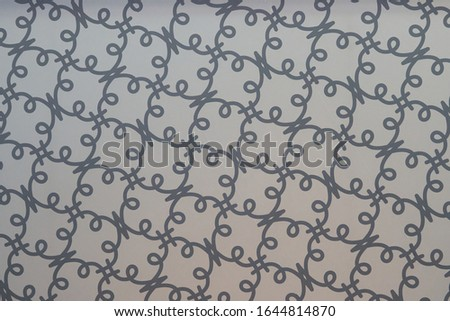 Wall with beautiful artistic architecture details. Ornament texture. Ornament background Сток-фото ©