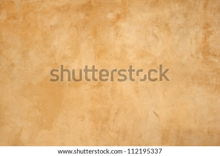 Wall with plaster background, texture