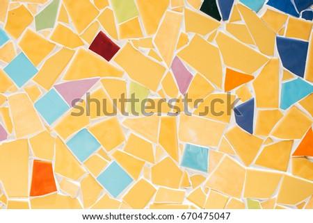 Wall yellow background #670475047