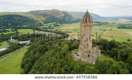 Shutterstock Wallace Monument