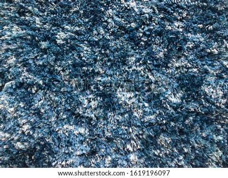 Wallpaper, Background,Texture of blue and white carpet on the floor.