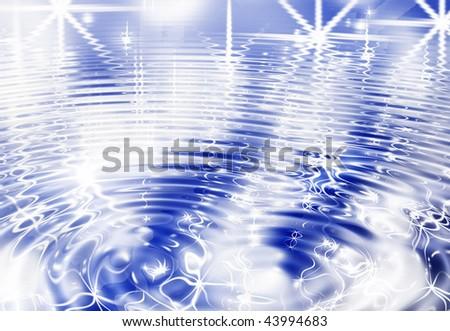wallpaper water splash. stock photo : wallpaper
