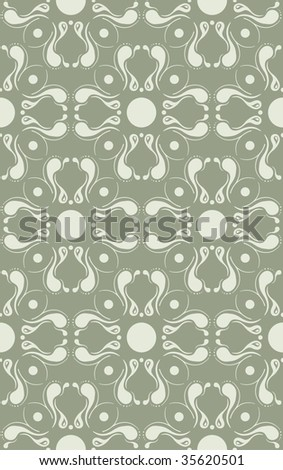 Wallpaper - Pattern that tiles seamlessly.