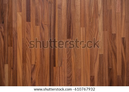 Walnut wood table texture background Foto stock ©