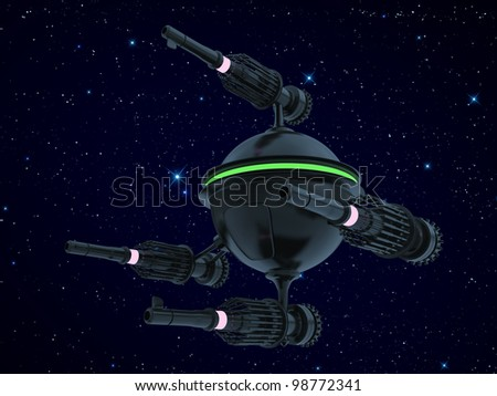 war spaceship lost in space