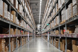 ware house and storage very good managing stock
