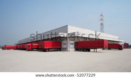 warehouse outdoor