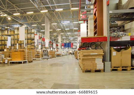 warehouse store
