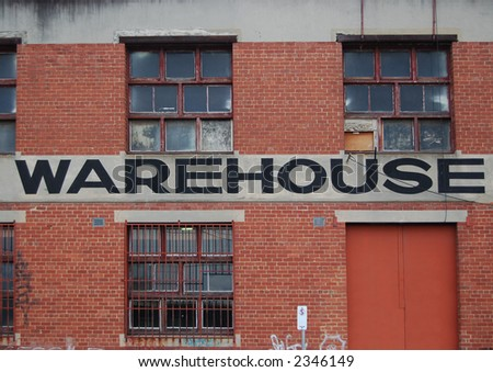 Warehouse Wall