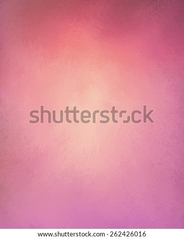 warm pink background with yellowed sunshine hue and vintage style texture