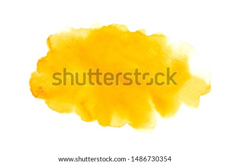 warm tone color yellow watercolor painting ideas techniques background paper texture #1486730354
