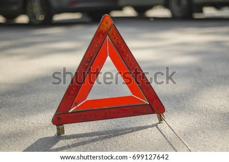 Warning triangle #699127642
