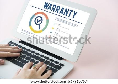 Warranty Assurance Guarantee Standard Concept
