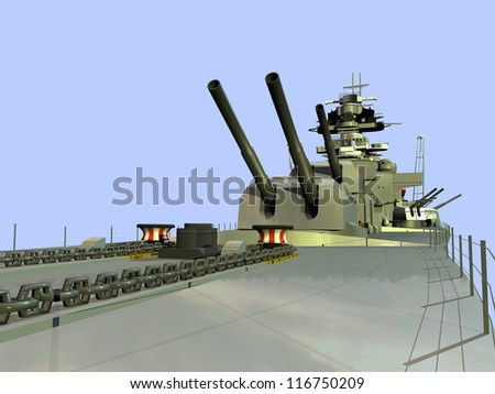 warship aircraft carrier