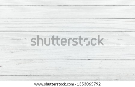 washed wood texture, white wooden abstract background #1353065792