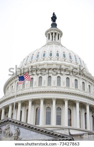 Washington DC Capitol Hill White