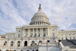 Washington DC Capitol Hill White House