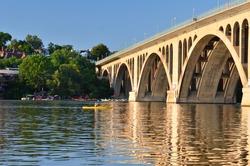 Washington DC, Francis Scott Key Bridge
