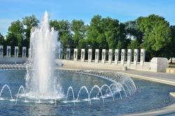 Washington DC - World War II Memorial