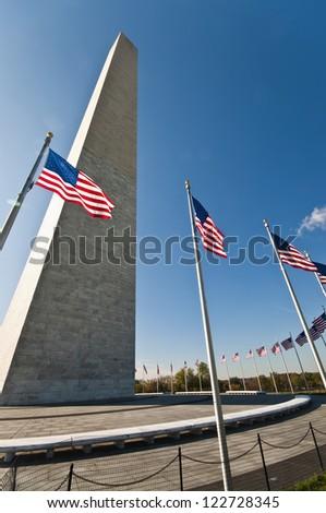 Washington Monument, DC USA