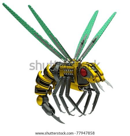 wasp gun
