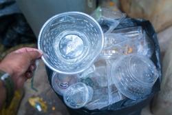 Waste tank,Screeners,plastic bottle.