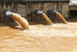 Waste water industry.