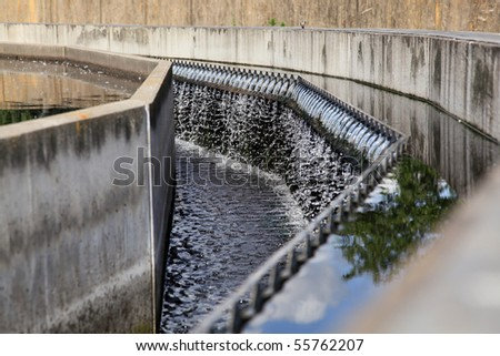 Wastewater treatment process details