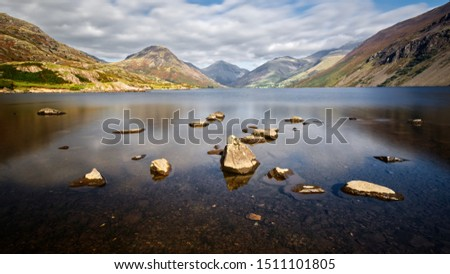 Wastwater in the Lake District.