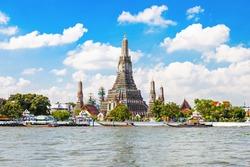 Wat Arun is a Buddhist temple in Bangkok, Thailand