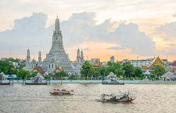 Wat Arun Ratchawararam Ratchawaramahawihan or Wat Arun is a Buddhist temple in Bangkok Thailand