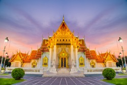 Wat Benchamabophit Dusitvanaram,  is a Buddhist temple (wat) in the Dusit district of Bangkok, Thailand. Also known as the marble temple, it is one of Bangkok's best-known temples and a major tourist