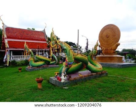 WAT KHIAN PIER , TransportPiers. Tambon Bang Phai, Amphoe Mueang Nonthaburi, Thailand. #1209204076