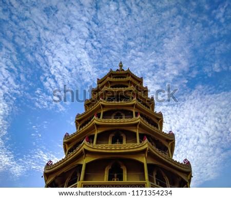 Wat ma ha yan chun bu ri Stok fotoğraf ©