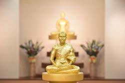 Wat Pak Nam Buddha amulet